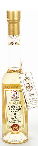 vinaigre balsamique blanc Reale by Leonardi