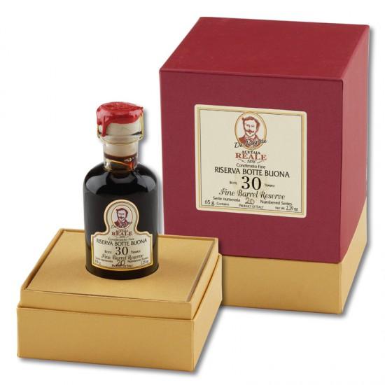 Condiment balsamique 30 ans Reale Leonardi