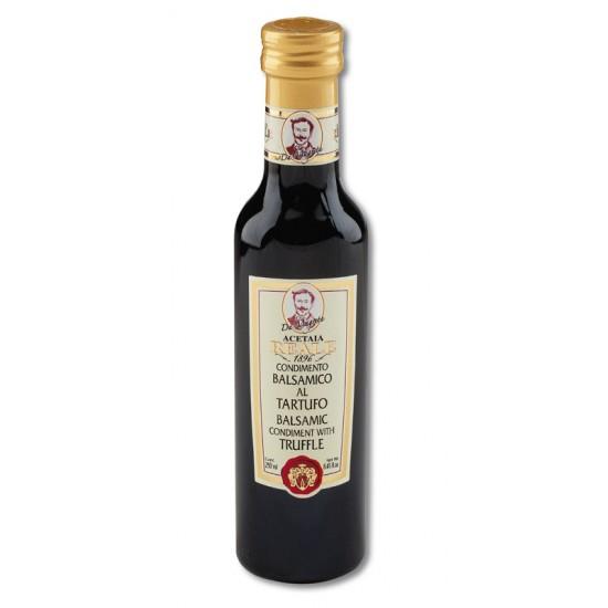 Vinaigre balsamique à la truffe noire