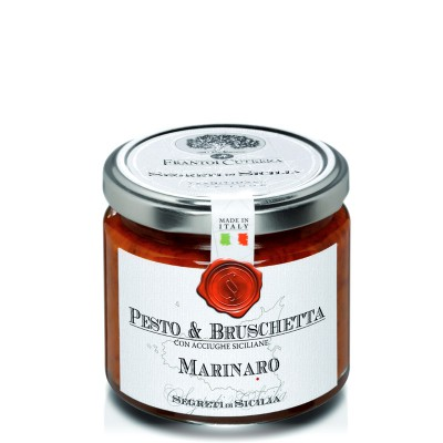 Pesto & Bruschetta Sicilien de la Mer