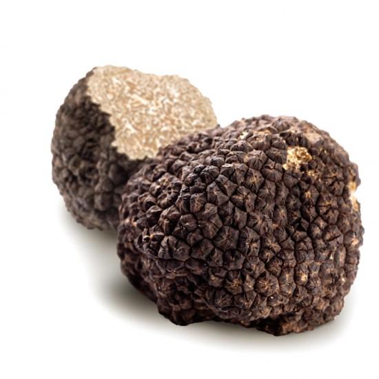 huile truffe noire