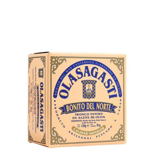 Boite de thon germon Olasagasti