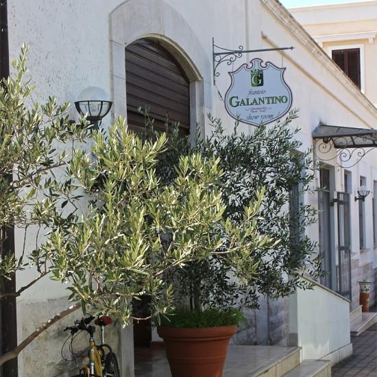 Huile d'olive des Pouilles Galantino