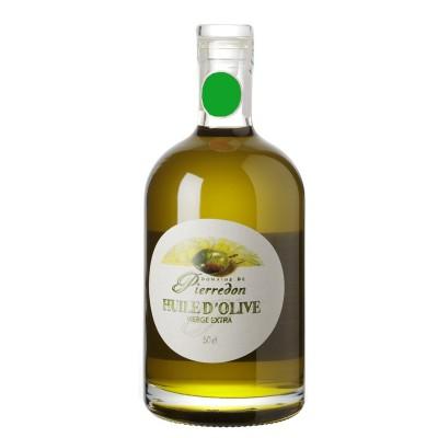Gilles Granier producteur huile d'olive Pierredon
