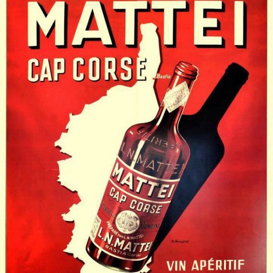 Cap Corse Mattei apéritif