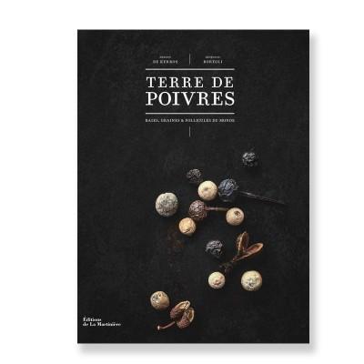 Terre de poivres - Editions La Martinière