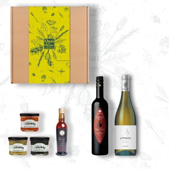 Coffret cadeau produits de Provence