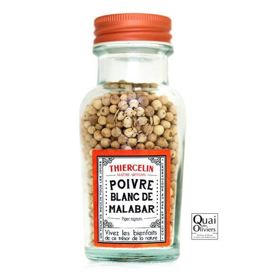 Poivre blanc de Malabar