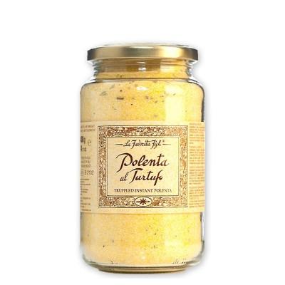 truffe et polenta