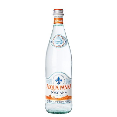 Acqua Panna 75 cl verre