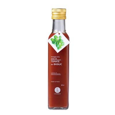 Vinaigre tomate-basilic
