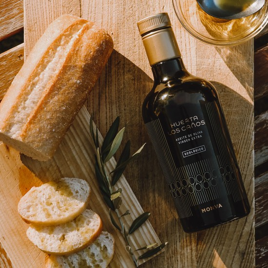 Huerta Los Canos huile d'olive biologique Montabès