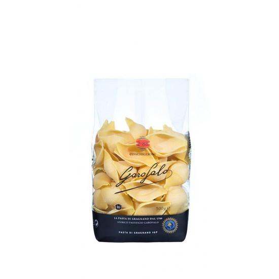 Conchiglioni pâtes italiennes Garofalo
