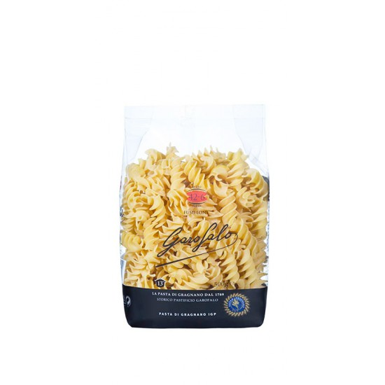 Fusillone pâtes italiennes Garofalo