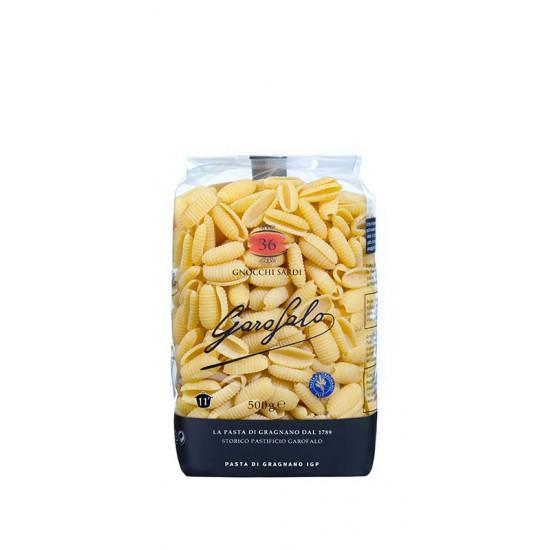 Gnocchi Sarde pâtes italiennes Garofalo