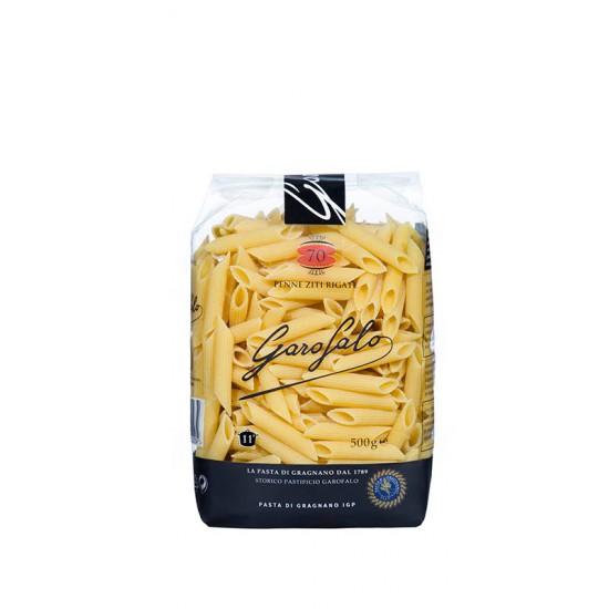 Penne rigate pâtes italiennes Garofalo