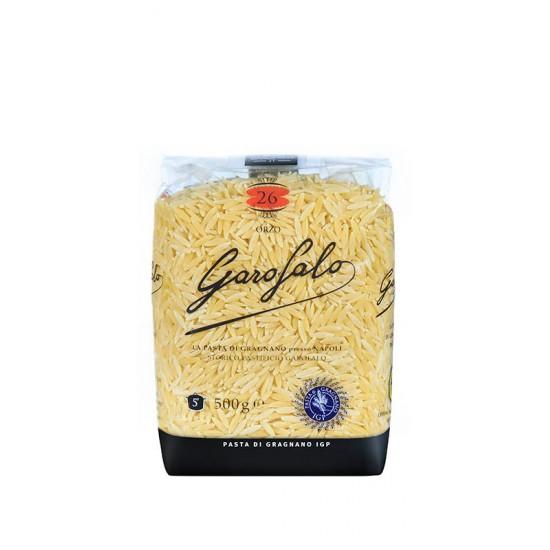 Orzo pâtes italiennes Garofalo