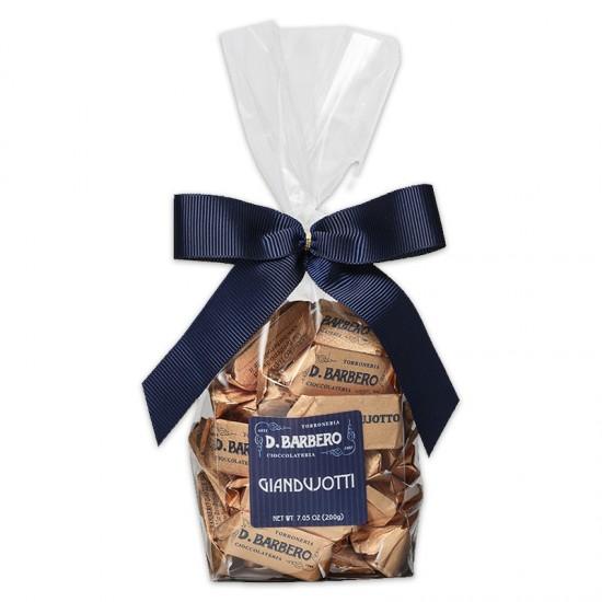 Chocolats gianduiotti 20 pièces
