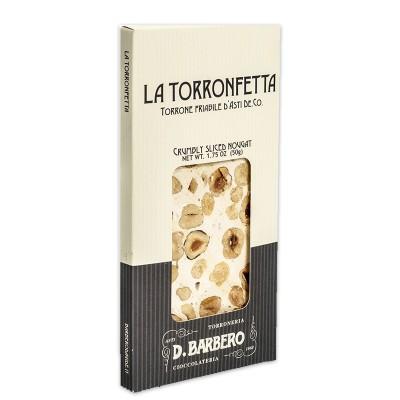 Tablette de nougat aux noisettes IGP du Piémont