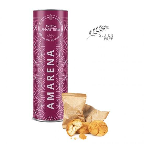 Amaretti morbidi à l'amarena