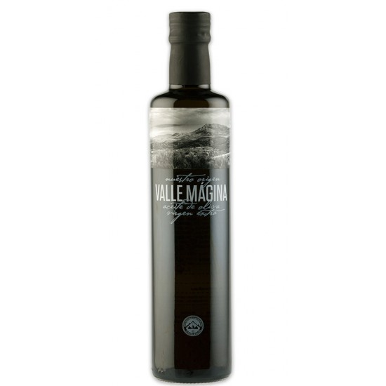 Huile d'olive DOP Sierra Magina bouteille