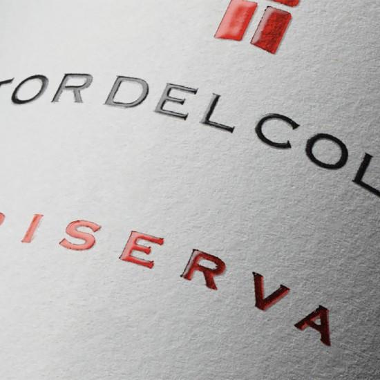 Vin italiens du sud Riserva Tor del Colle