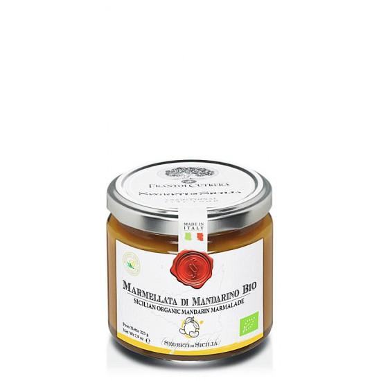 Confiture biologique sicilienne de mandarines