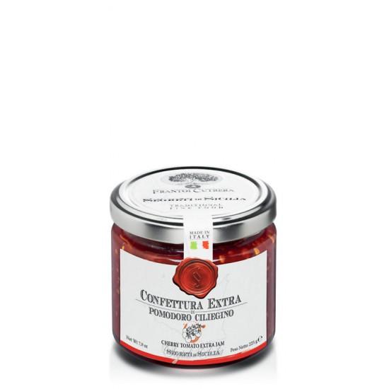 Confiture sicilienne de tomates cerises