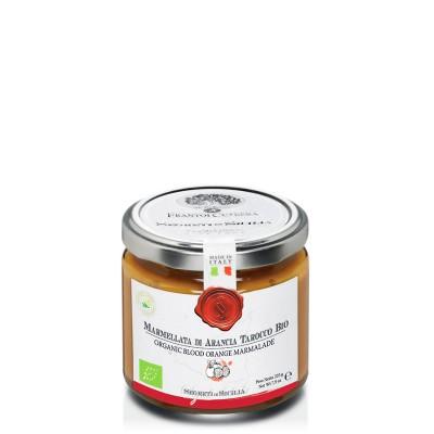 Confiture biologique sicilienne d'oranges Tarocco
