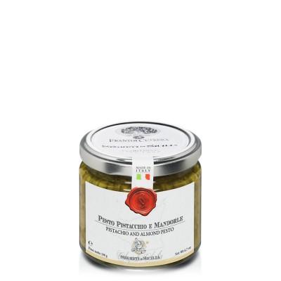 Pesto de pistaches et d'amandes
