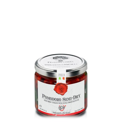 Tomates cerises semi-séchées de Sicile