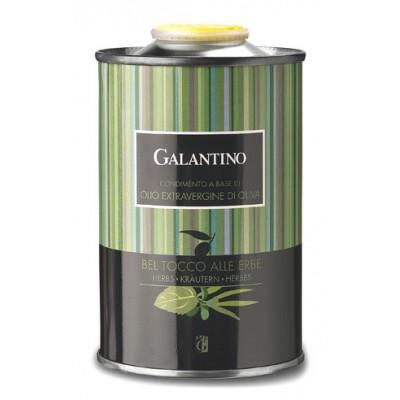 Spécialité à base d'herbes aromatiques fraiches