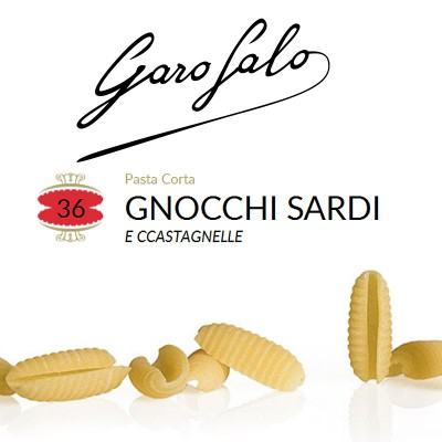 Gnocchi Sarde Garofalo
