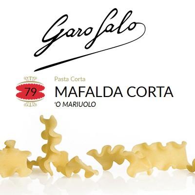 Mafalda corta Garofalo