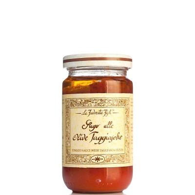 Sauce aux olives taggiasca