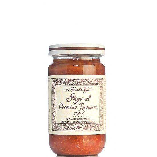Sauce au Pecorino Romano DOP