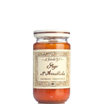 Sauce à l'Arrabbiata