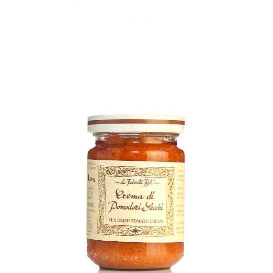 Crème de tomate séchée