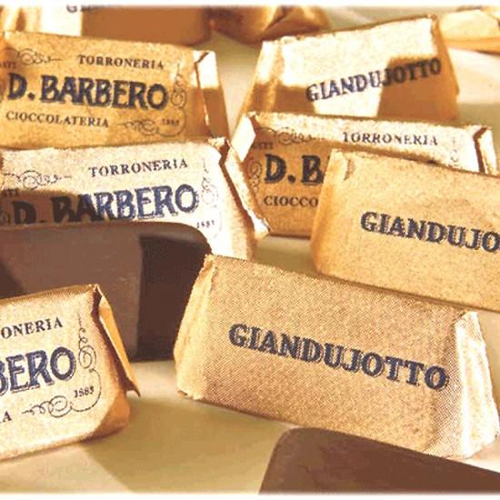 Boite de chocolats gianduiotti 20 pièces