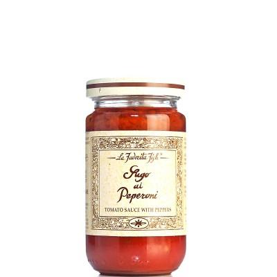 Sauce aux poivrons