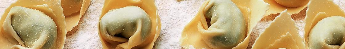 Les meilleures pâtes italiennes, celles de la maison Garofalo déclinées en plus de 30 formats, des sauces et des risotto carnaroli.